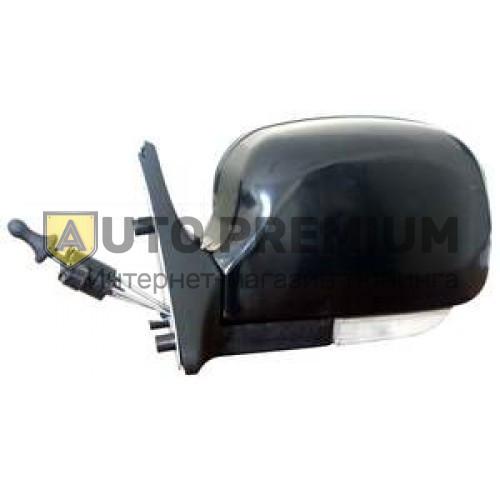 Боковые зеркала на ВАЗ 21213-2131 Нива 4х4 ЛТ 21 с тросовым приводом